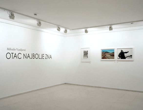 Mihailo Vasiljevic, Father Knows Best, DKSG Gallery, Belgrade, 2011, 003
